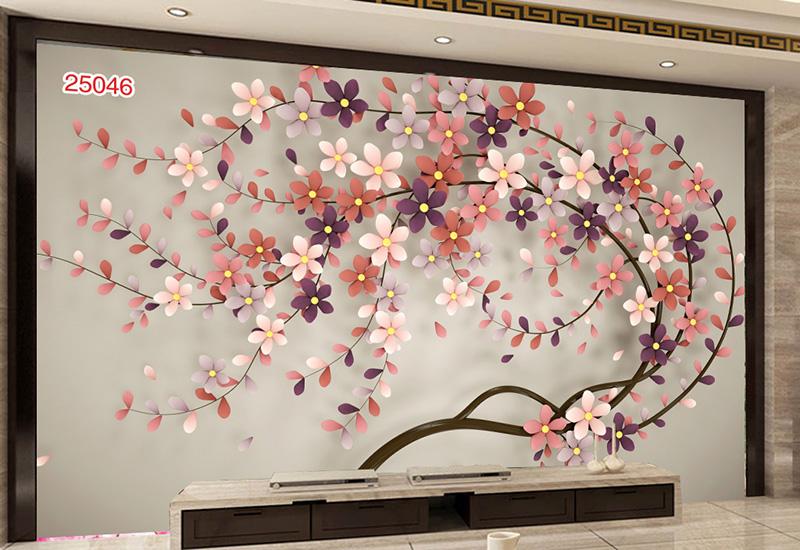 Tranh Hoa 3D - 25046