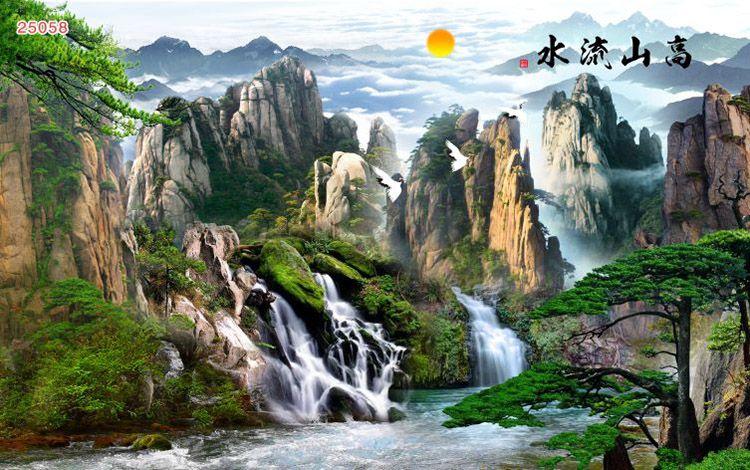 Tranh Sơn Thủy - 25058