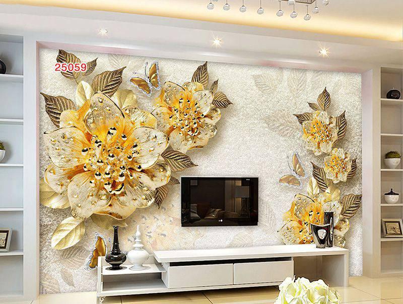 Tranh Hoa 3D - 25059