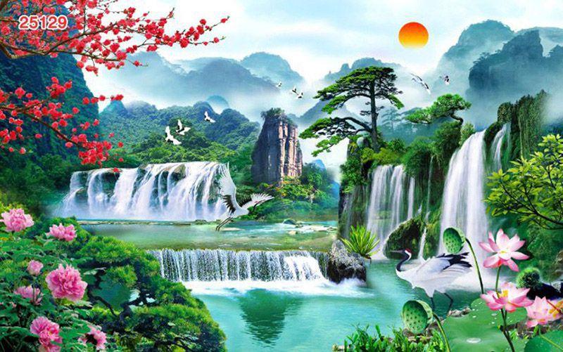 Tranh Sơn Thủy - 25129