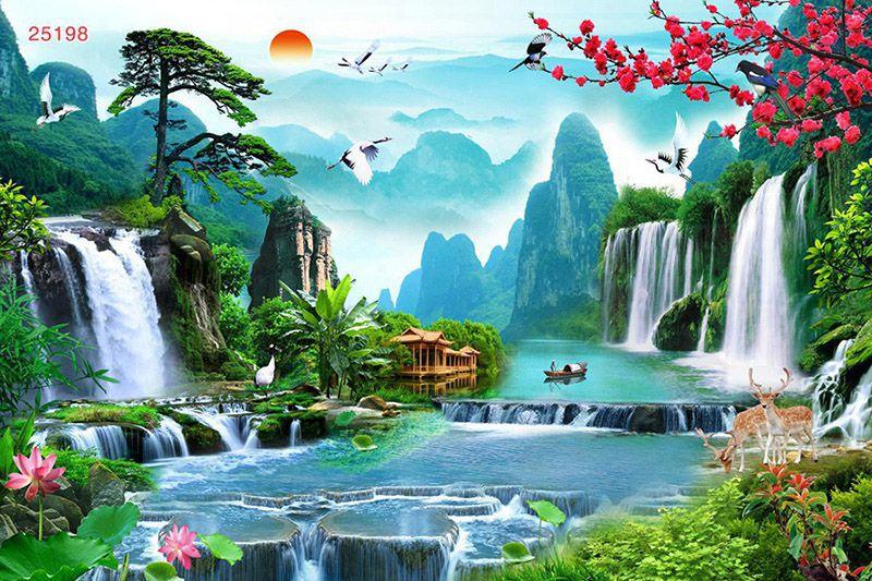 Tranh Sơn Thủy - 25198