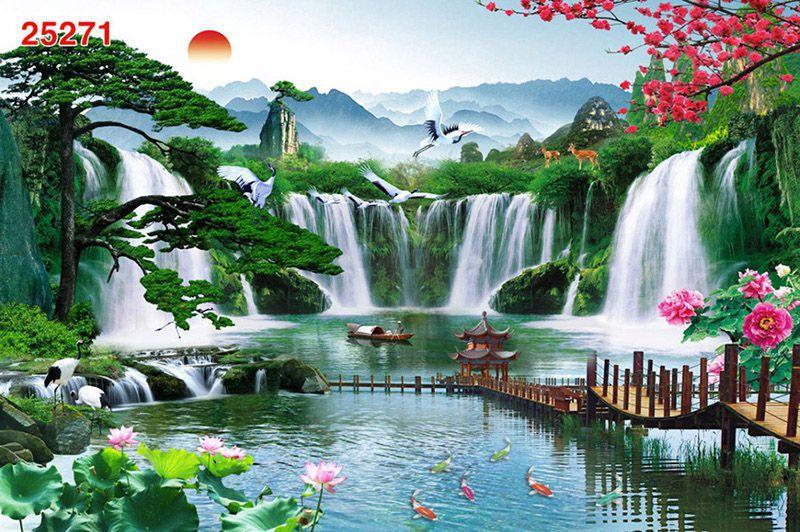 Tranh Sơn Thủy - 25271