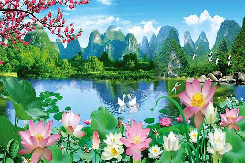 Tranh Sơn Thủy - 10027