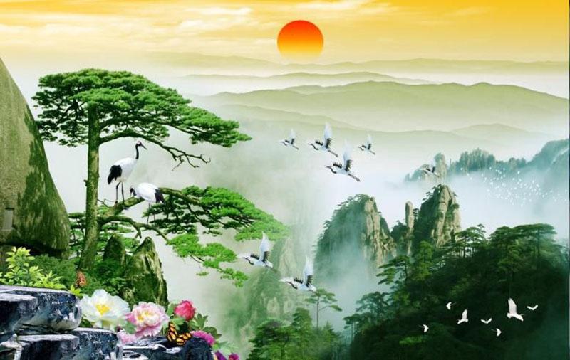 Tranh Sơn Thủy - 10045