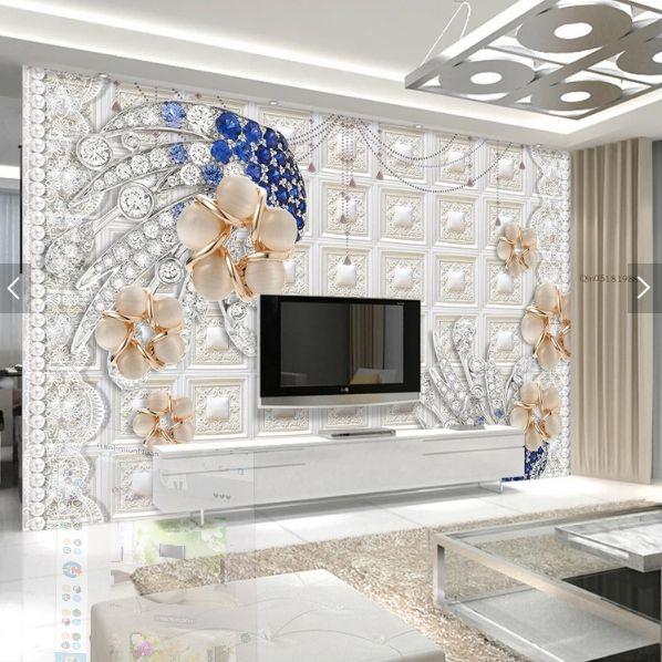 Tranh Hoa 3D - 10287