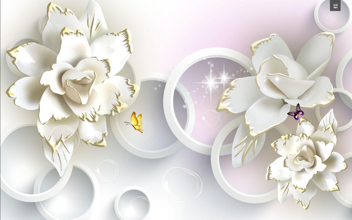 Tranh Hoa 3D - 10448