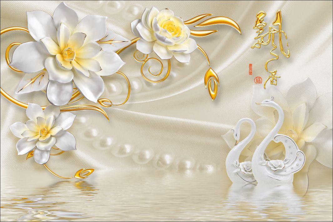 Tranh Hoa 3D - 10459