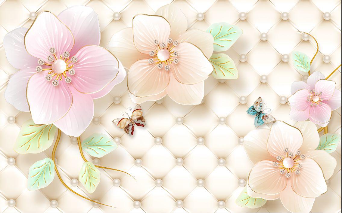 Tranh Hoa 3D - 10465