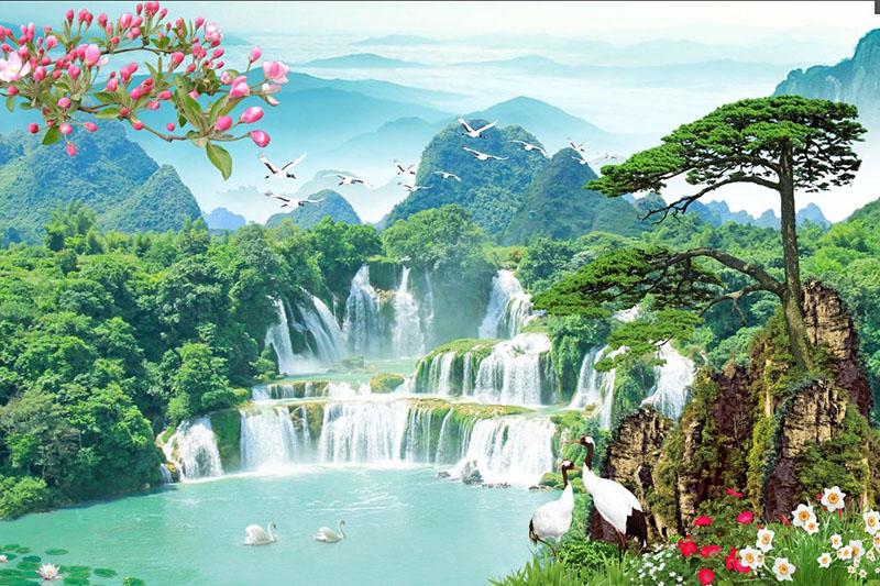 Tranh Sơn Thủy - 10477