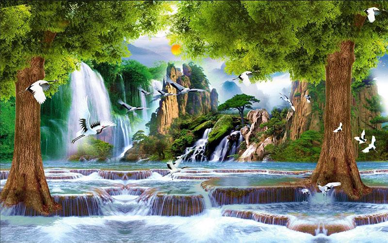Tranh Sơn Thủy - 10547