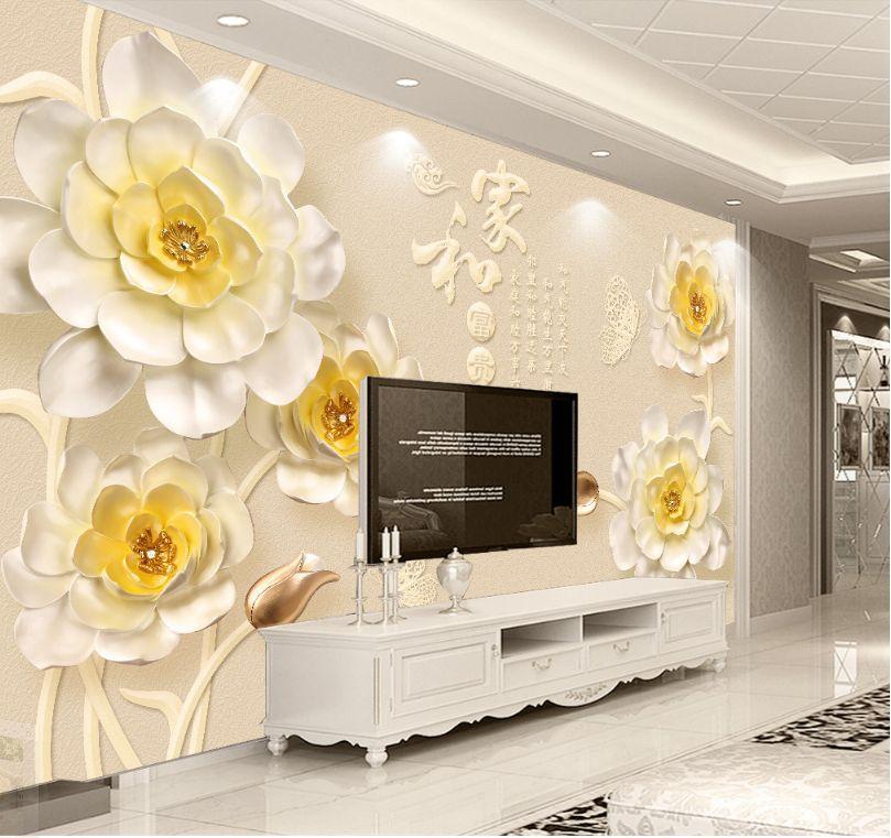 Tranh Hoa 3D - 10804