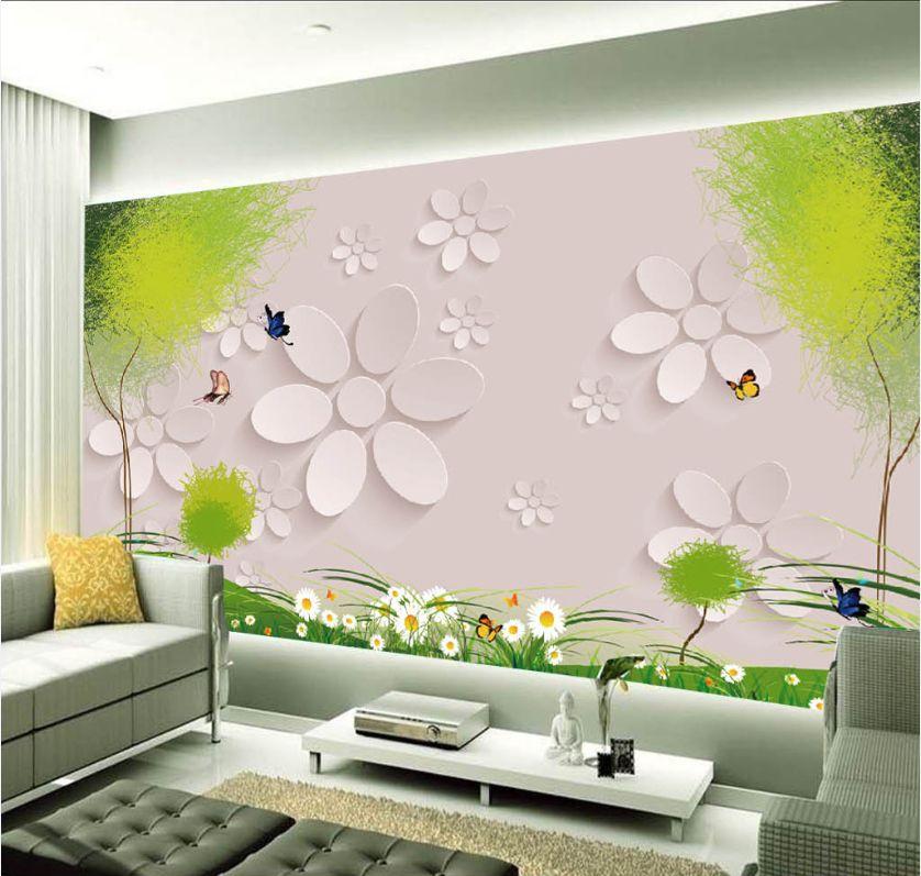 Tranh Hoa 3D - 11125