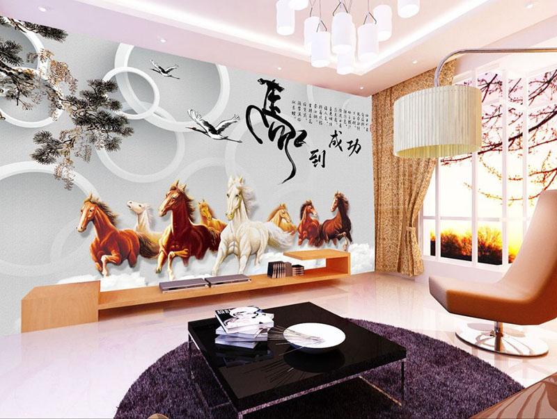 Tranh Mã Đáo Thành Công - 11280