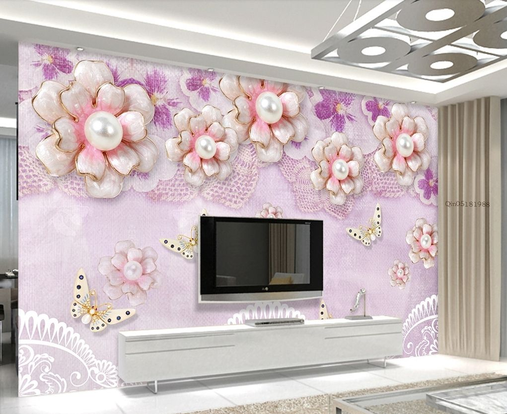 Tranh Hoa 3D - 11424