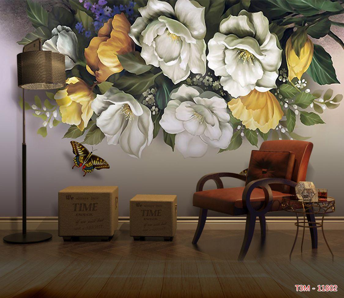 Tranh Hoa 3D - 11802