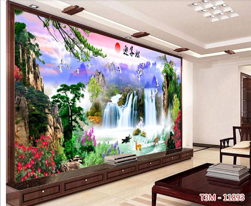 Tranh Sơn Thủy -11893