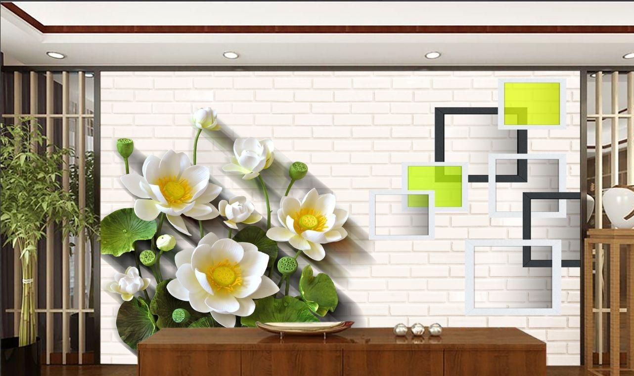 Tranh Hoa 3D - 11981