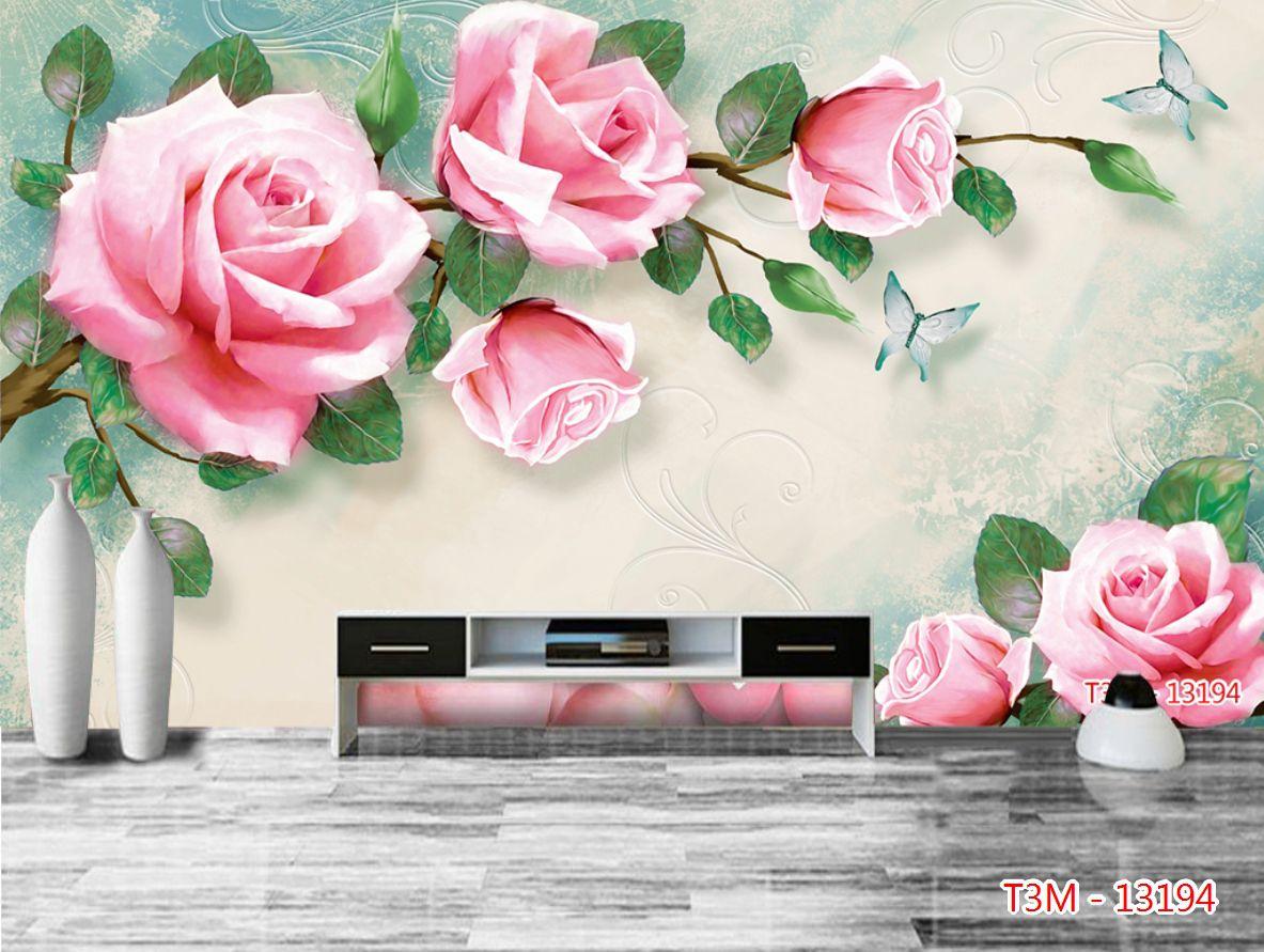 Tranh Hoa 3D - 13194