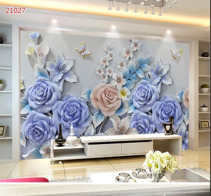 Tranh Hoa 3D - 21027