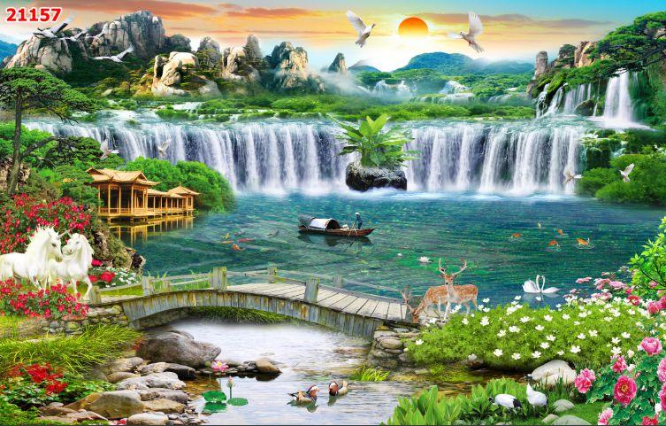 Tranh Sơn Thủy - 21157