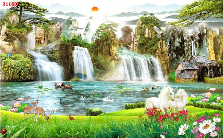 Tranh Sơn Thủy - 21160