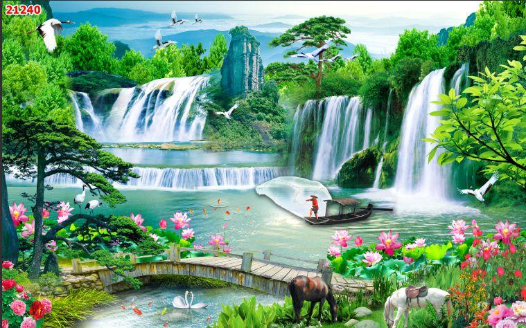 Tranh Sơn Thủy - 21240