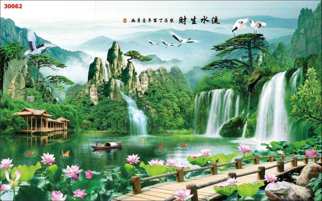 Tranh Sơn Thủy - 30062
