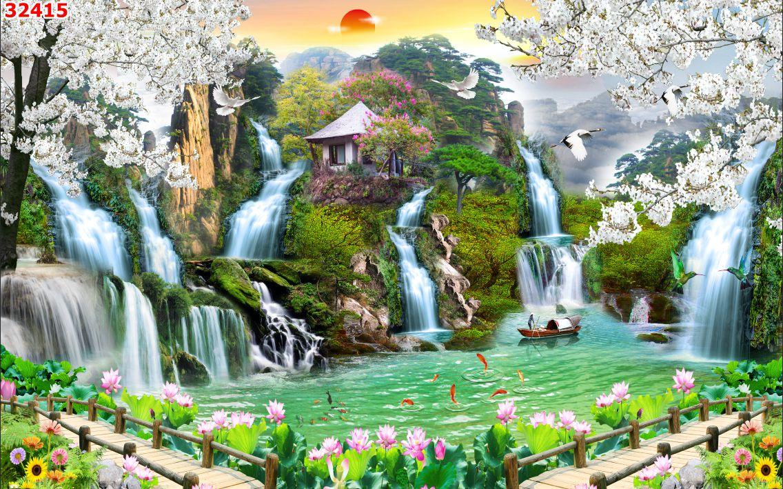 Tranh Sơn Thủy - 32415
