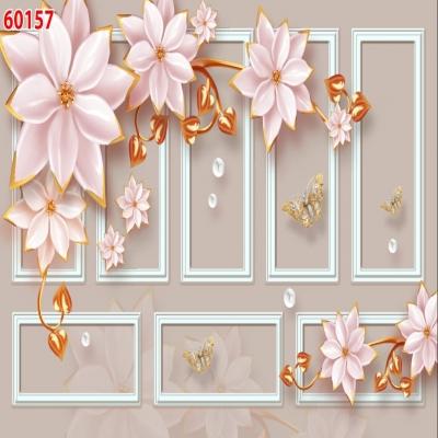 Hoa 3D  - 60157