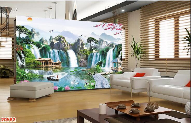 Tranh Sơn Thủy - ST150825
