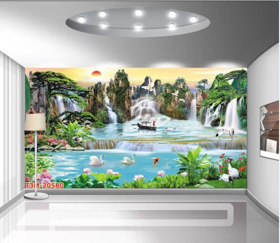 Tranh Sơn Thủy - ST150826