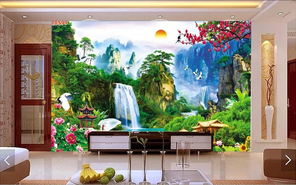 Tranh Sơn Thủy - ST150814