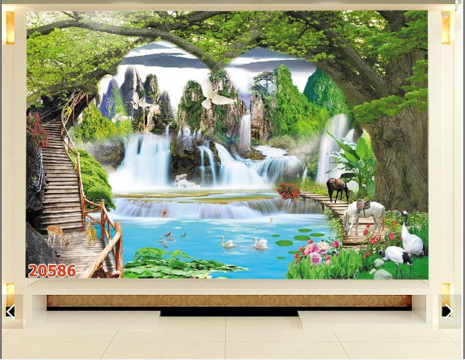 Tranh Sơn Thủy - ST15082