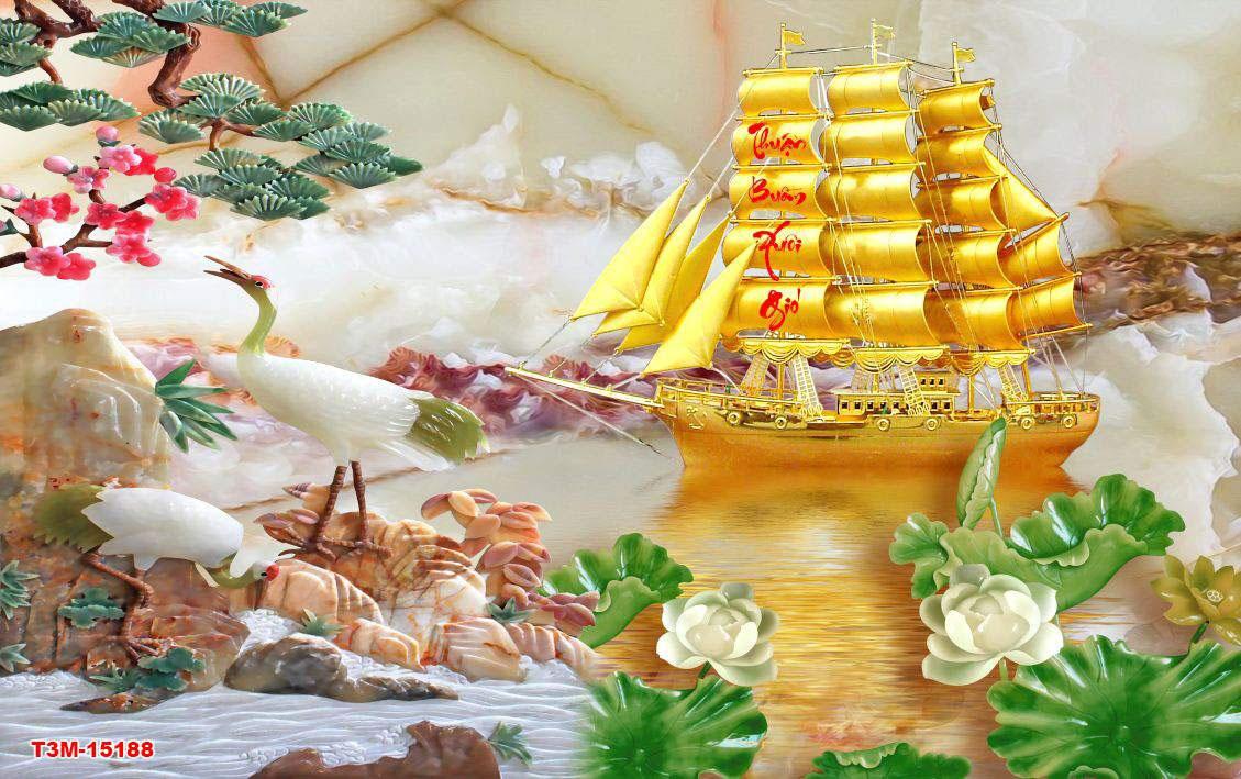 Thuận Buồm Xuôi Gió - XG9745