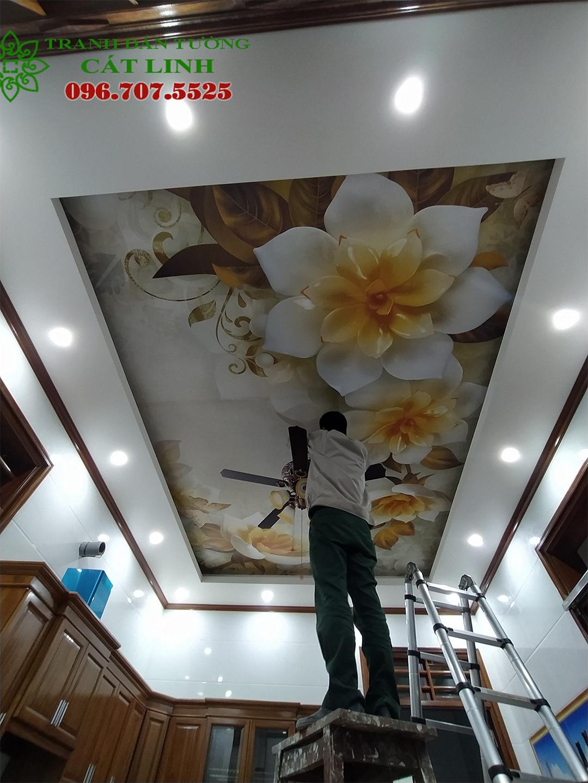 Tranh Trần Hoa 3D