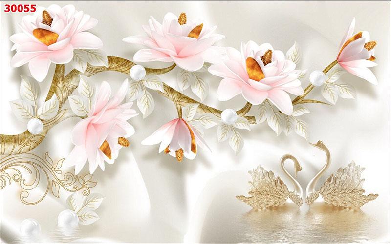 Tranh Hoa 3D - 30055