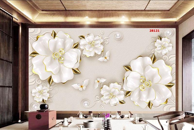 Tranh Hoa 3D - 28121