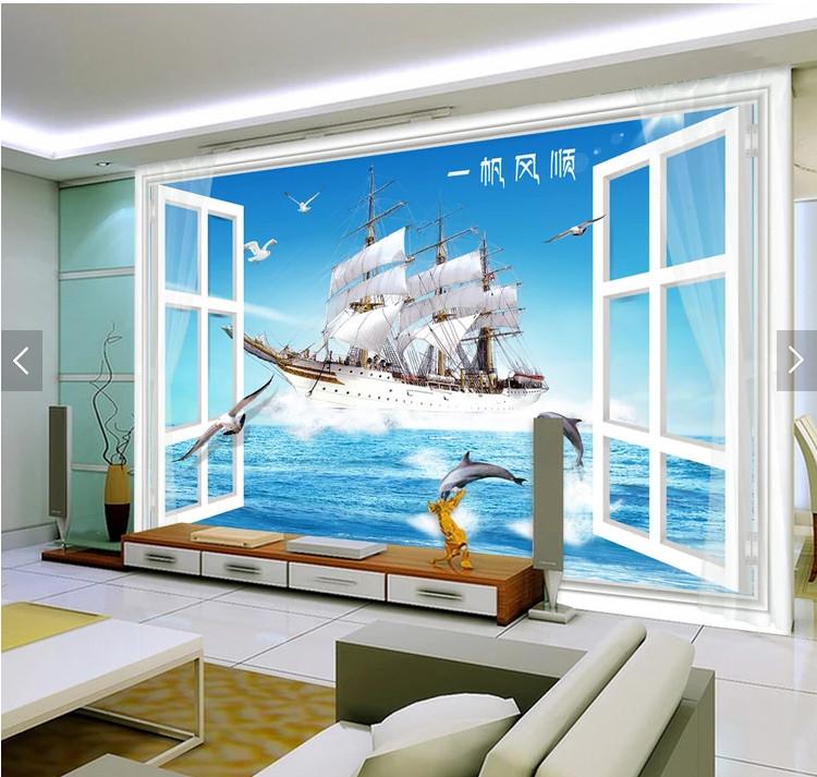 Tranh Thuận Buồm Xuôi Gió - 8044