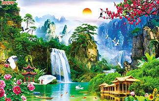 Tranh Sơn Thủy - 20599