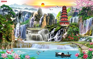 Tranh Sơn Thủy - 20644