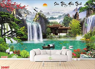 Tranh Sơn Thủy - 20687