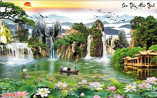 Tranh Sơn Thủy - 20699