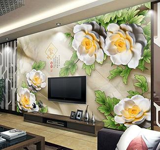 Tranh Hoa 3D - TH3054