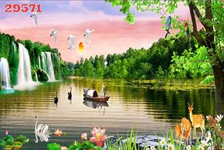 Tranh Sơn Thủy - 209571