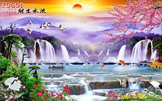 Tranh Sơn Thủy - 209691