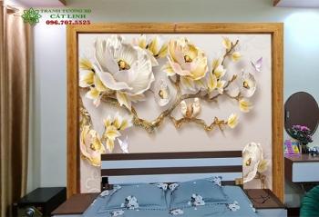 Tranh 3D Cho  Phòng Ngủ Đẹp
