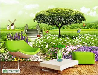 Tranh Phong Cảnh 3D - PC2503