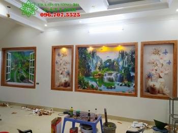 Công Trình tại Việt Hồng Thanh Hà