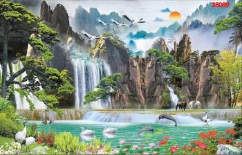 Tranh Sơn Thủy - 28089
