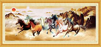 Tranh Mã Đáo Thành Công - 78